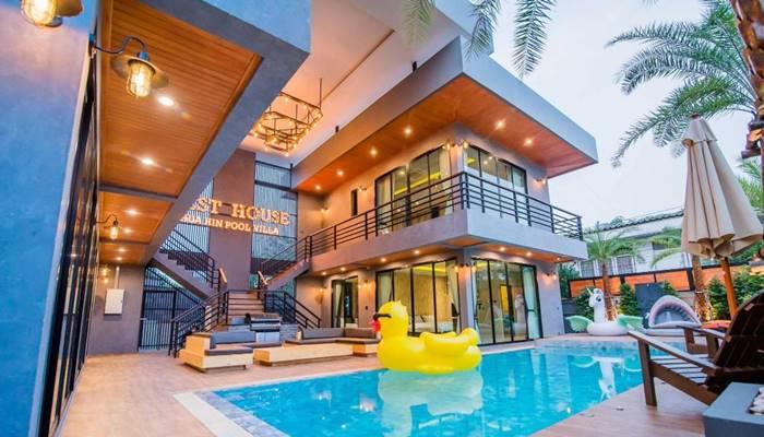 Pool Villa หัวหิน