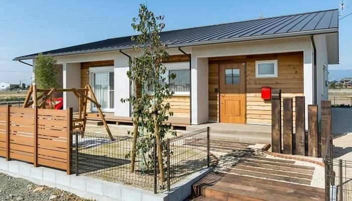 บ้านไม้สไตล์ญี่ปุ่น ในแบบเรียบง่าย