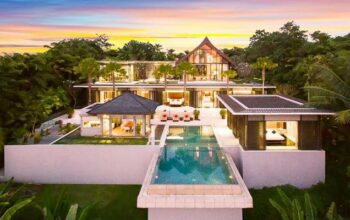 villa phuket thailand