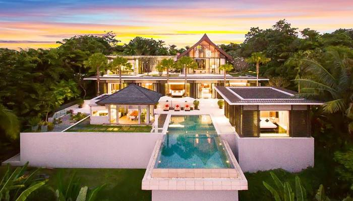 villa phuket thailand บริการดีเยี่ยม